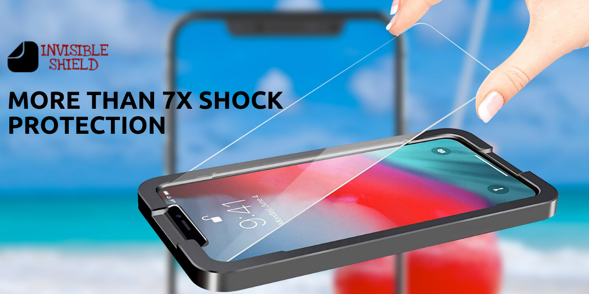 More than 7x shock protection