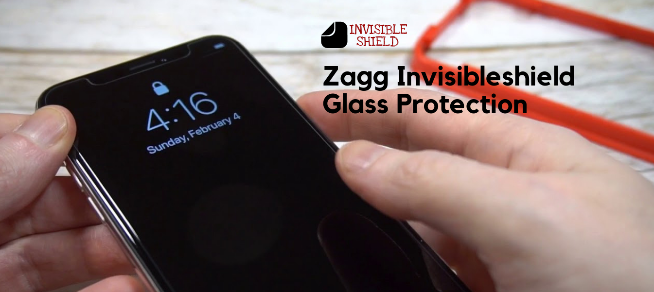 Zagg Invisibleshield Glass